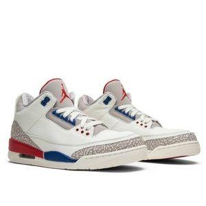 Nike Air Jordan Retro 3 International Flight Shoes